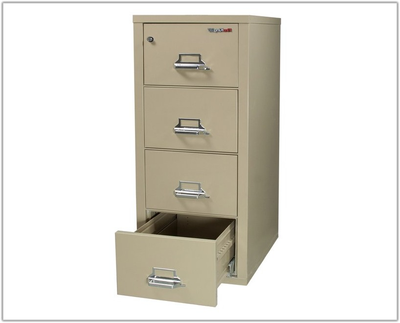 Fire King File Cabinets Used