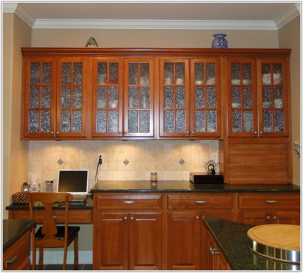 Frosted Glass Kitchen Cabinet Doors Home Depot