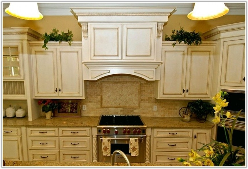 Hardware For Antique White Kitchen Cabinets