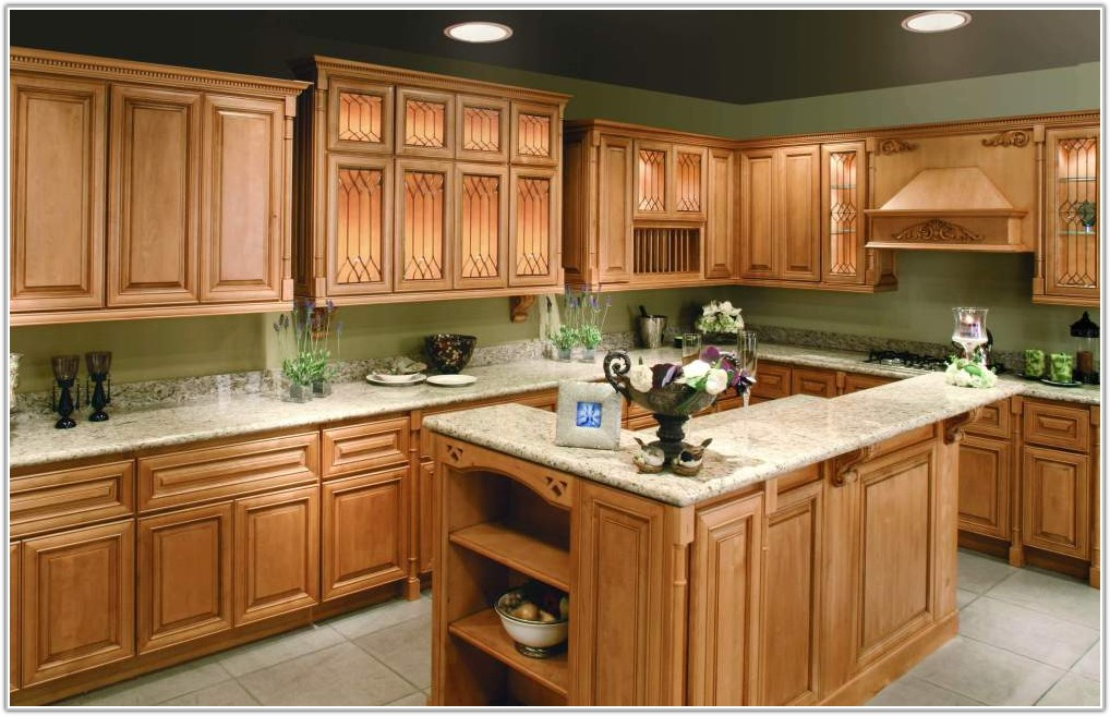 Kitchen Cabinet Colors For Small Spaces