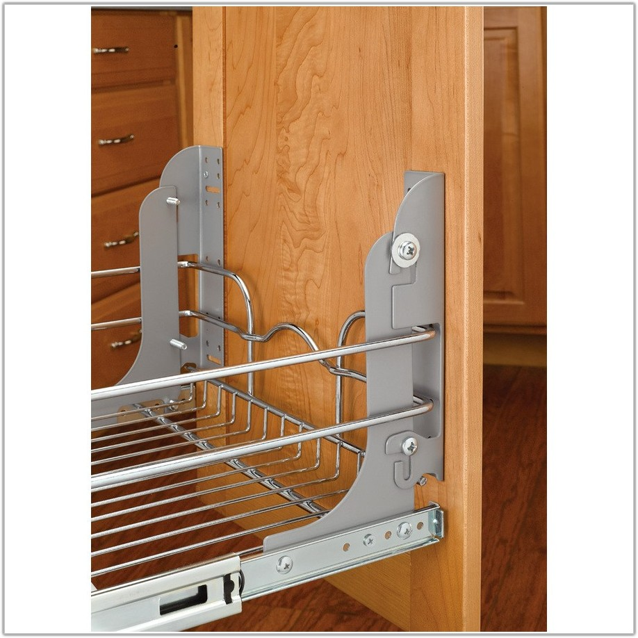 Kitchen Cabinet Garbage Pull Out Hardware