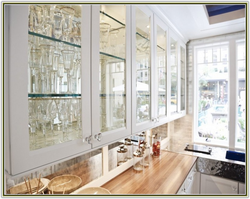 Kitchen Cabinets Doors With Glass Inserts