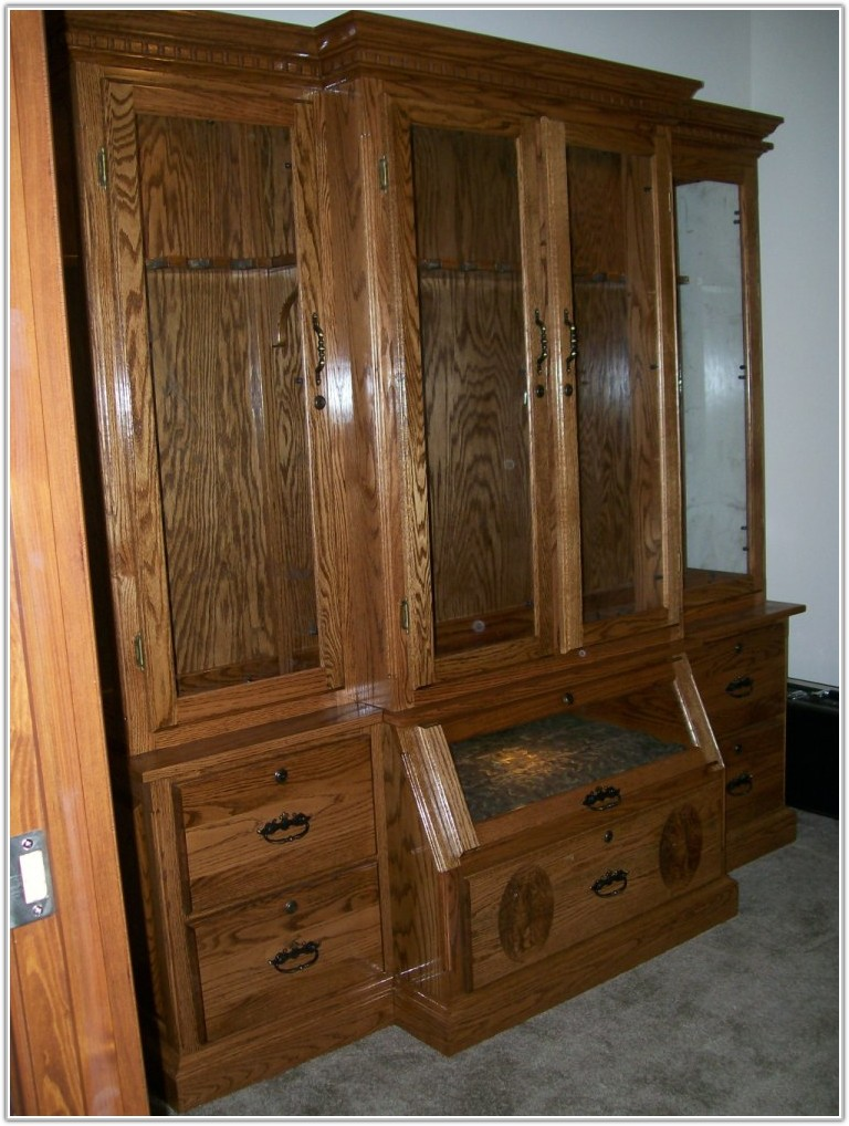 Large Wooden Storage Cabinets With Doors