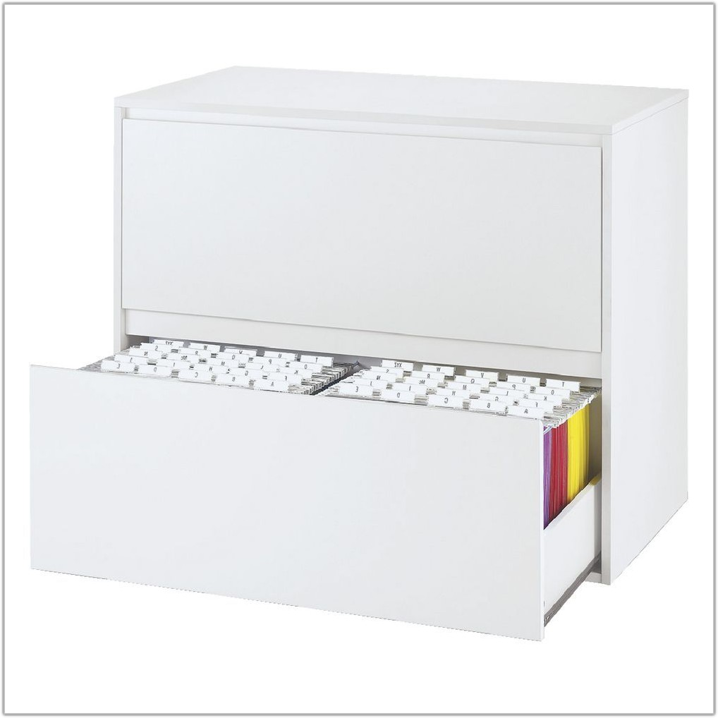 Lateral Legal Size File Cabinet