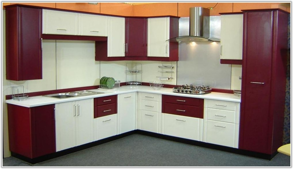 Latest Style In Kitchen Cabinets