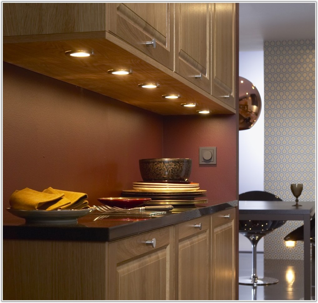 Led Lighting For Kitchen Cabinets