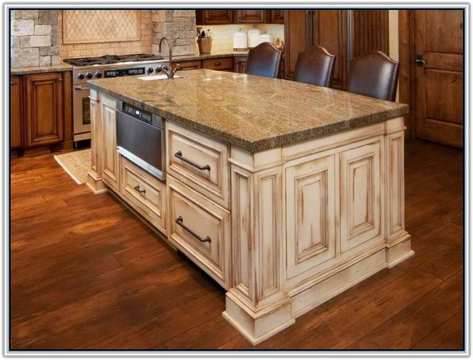Making A Kitchen Island From Ikea Cabinets