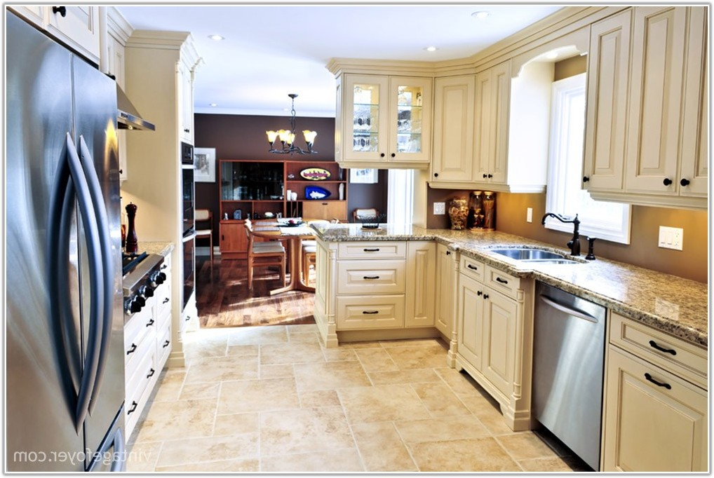 Matching Kitchen Cabinets And Flooring