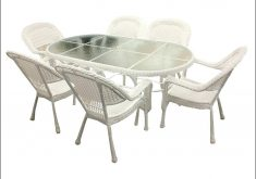 7 Piece White Dining Room Sets