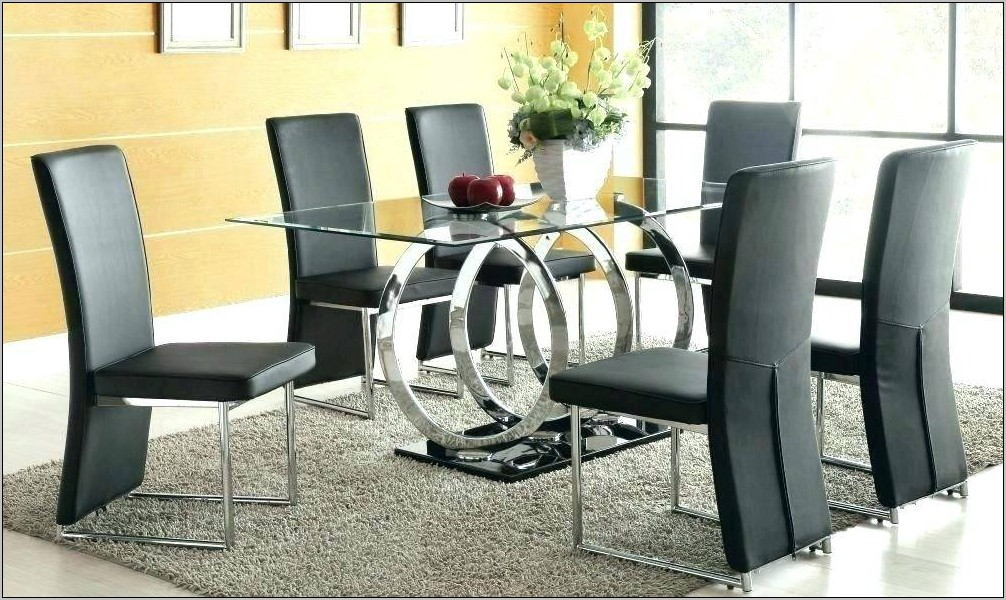 Dining Room Chairs for Glass Table
