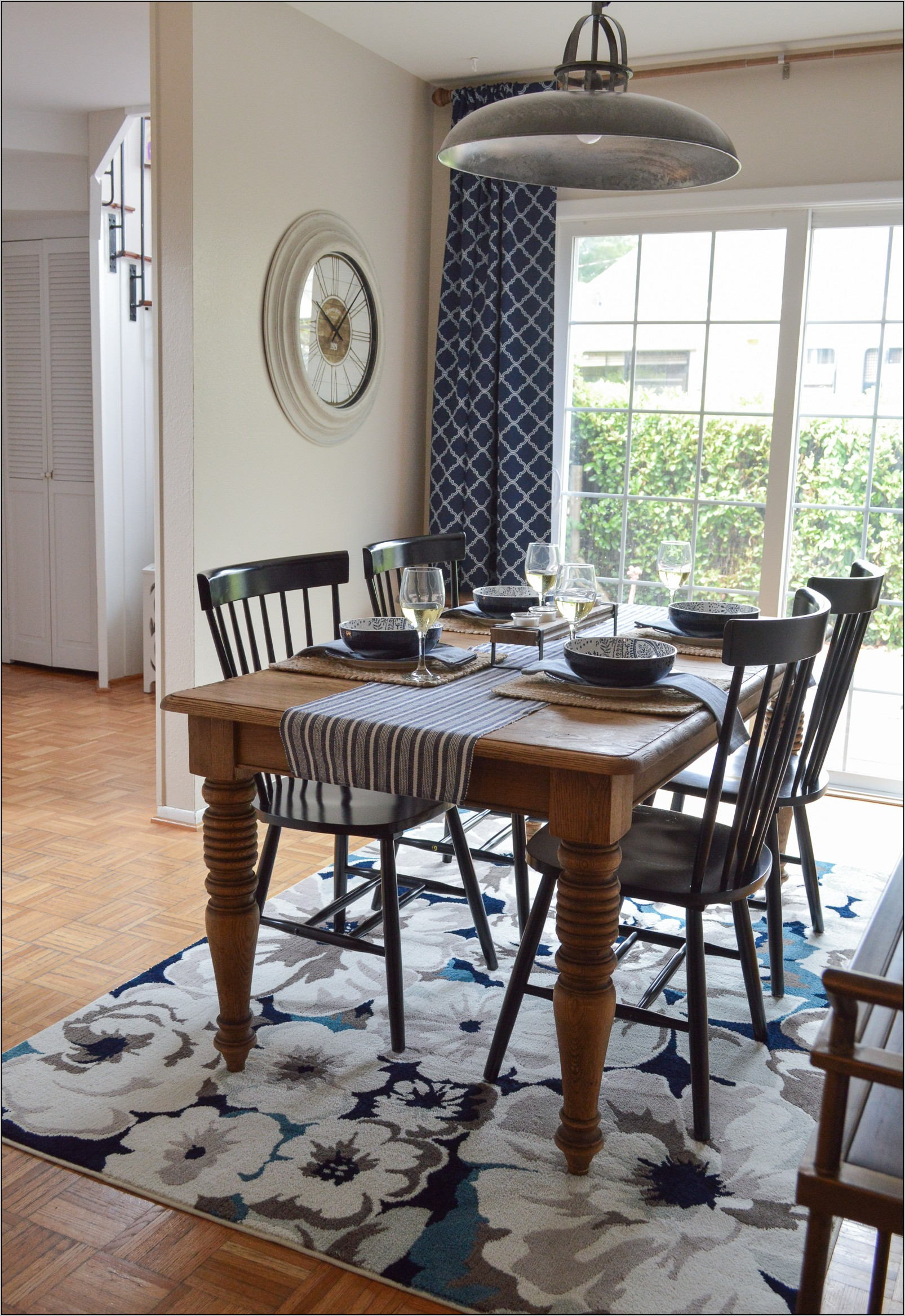 Dining Room Small Space