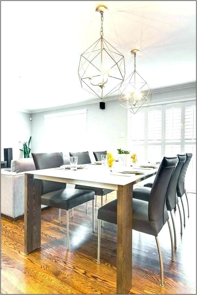 Hanging Dining Room Light Fixture
